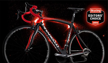 Pinarello ROKH 2014 Bicycle Magazine Editors Choice